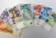 2 miliardy slovenských korún je stále v obehu