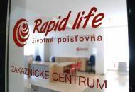 Poisťovňa Rapid life je bližšie k vyhláseniu konkurzu
